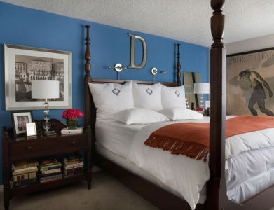 Marina Del Rey Master Bedroom